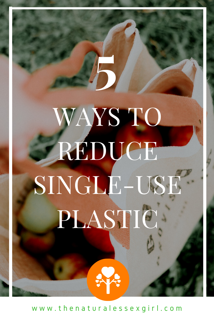 Single-use plastic with The Natural Essex Girl