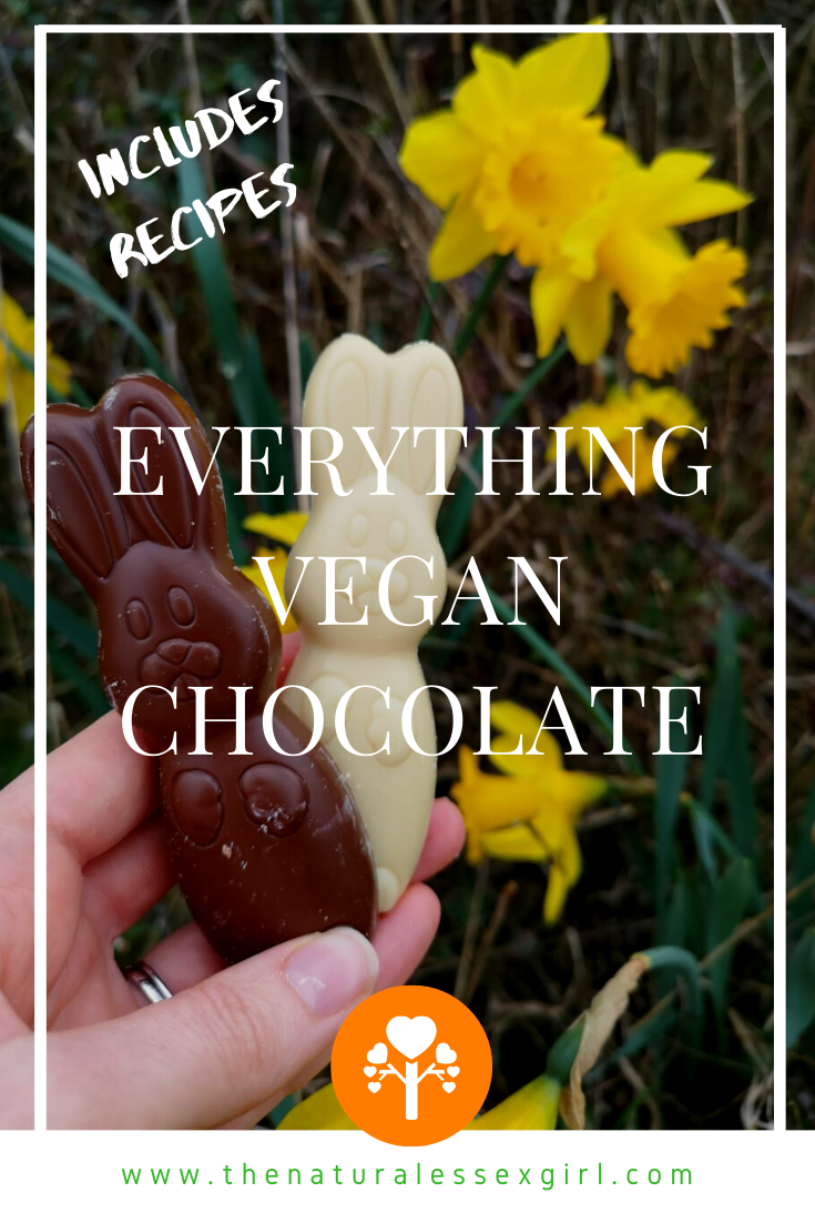 Vegan Chocolate with The Natural Essex girl