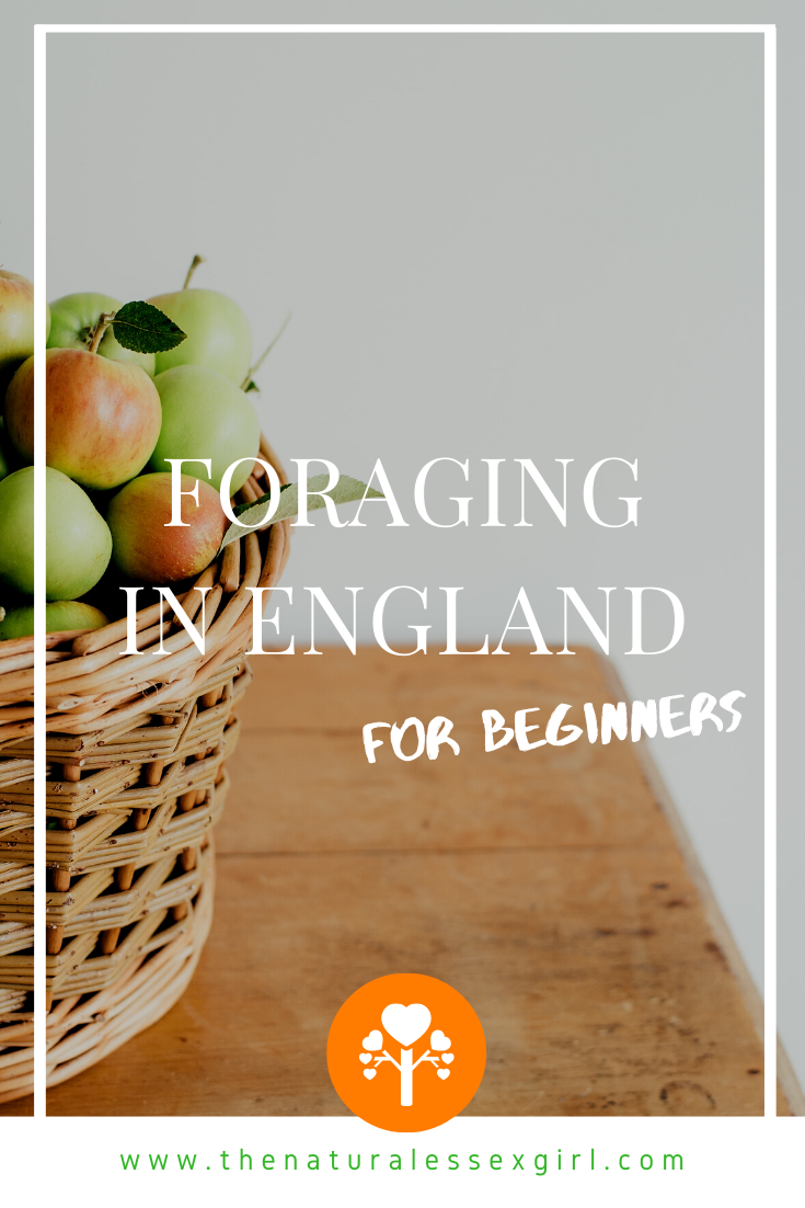 Foraging in England with The Natural Essex Girl