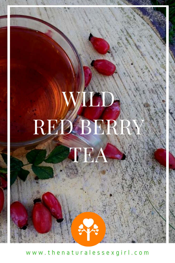 Wild Red Berry Tea with The Natural Essex Girl
