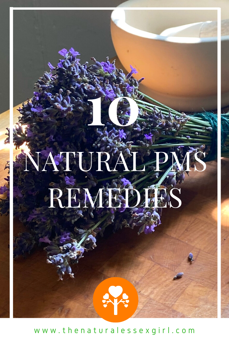 10 Natural PMS Remedies with The Natural Essex Girl